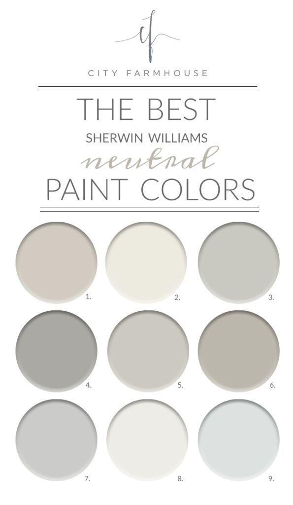 The Best New Sherwin Williams Paint Colors 2020 Yatak Odasi Boya Renkleri Duvar Renkleri Renkler