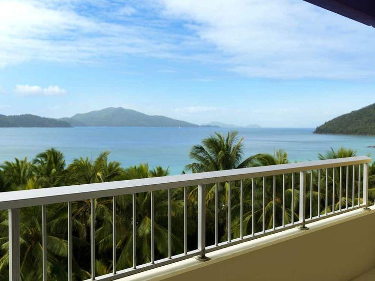 Hamilton Island Reef View Hotel - ocean view