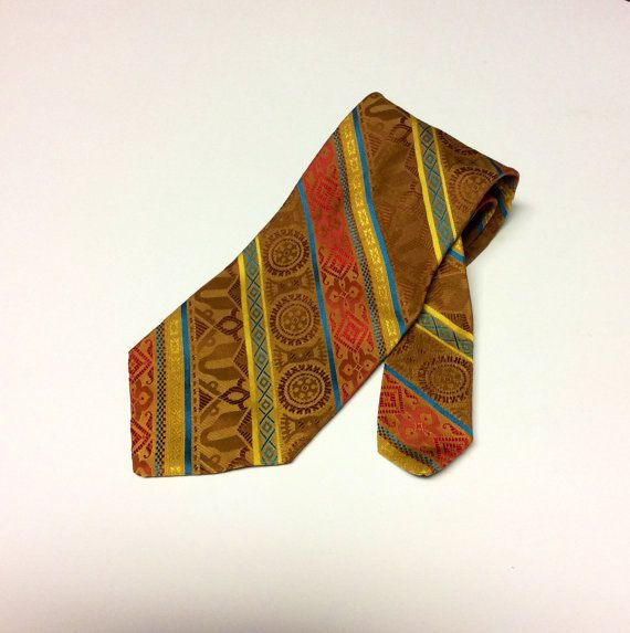 15 best Vintage Men's Neckties, Bow Ties & Ascots images ...