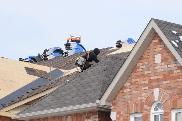 Residential Roofing Services by Jancon Exteriors