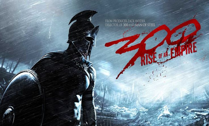 300 RISE OF AN EMPIRE #Movie #Review