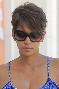 See over 80 amazin, face slimming short hairstyles here! Including pixie cuts and celebrity short hairstyles that will flatter every face shape
