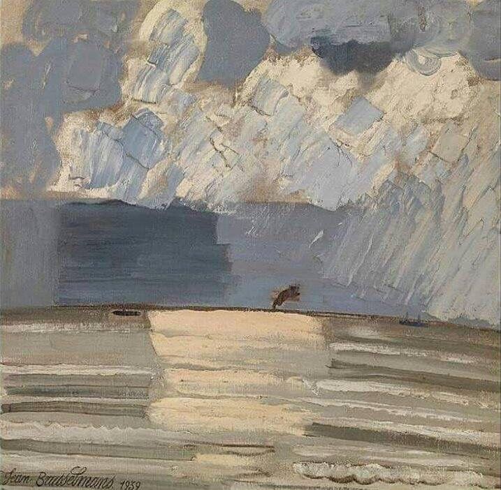 North Sea  -   Jean Brusselmans , 1939