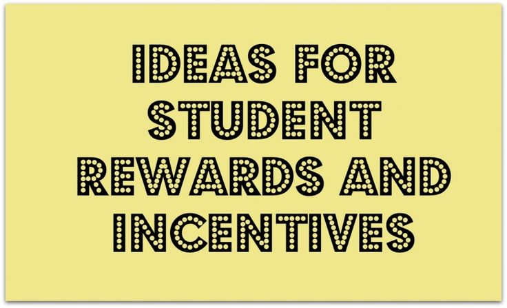 These ideas are all free. They focus on showing the connection between how students behave and the outcome/consequences.