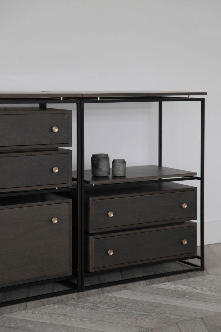 Oda storage system | cabinet | joinery