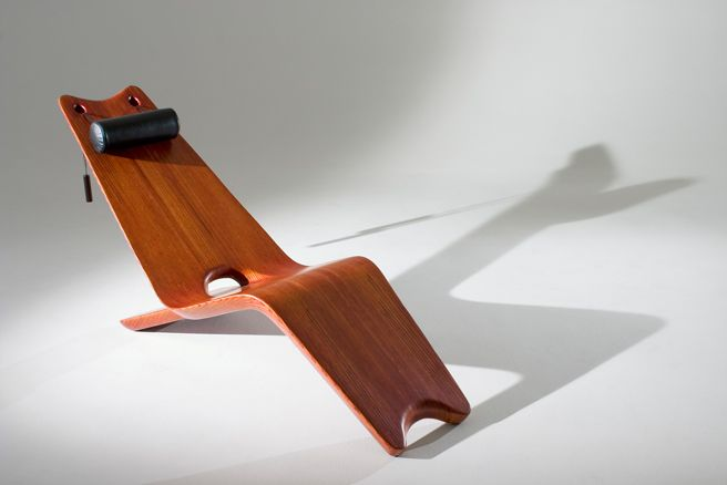 Chaise Sereia // design Paulo Alves // photo Nelson Kon