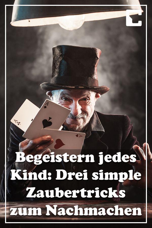 Zaubertricks Zum Nachmachen Kostenlos