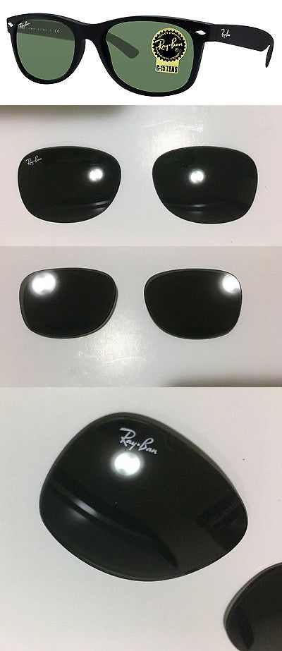 898378dde13 Replacement Lenses 30368  Genuine Ray-Ban 2132 New Wayfarer Replacement  Lenses  G15