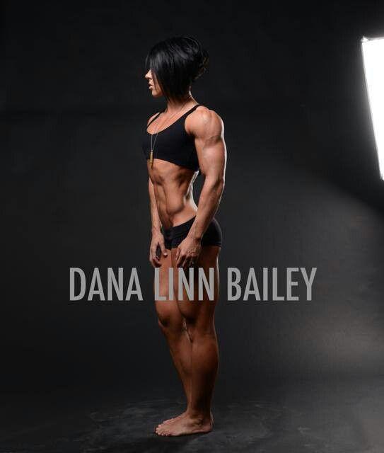 Dana Linn Bailey. YES.