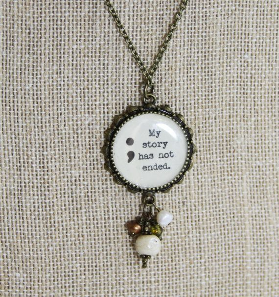 970 best images about Semicolon project on Pinterest