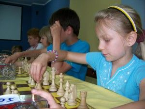 II Szachowe Mistrzostwa Szkoły Społecznej oraz Akademii Przedszkolaka, Świdnica, 12.06.2012