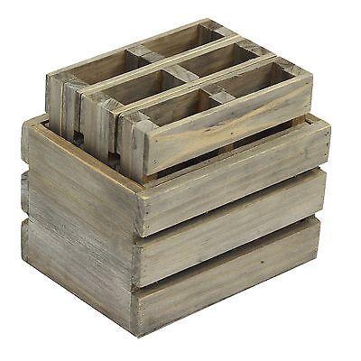 Caixas & Palete 6 Peças conjunto caixa montanha-russa