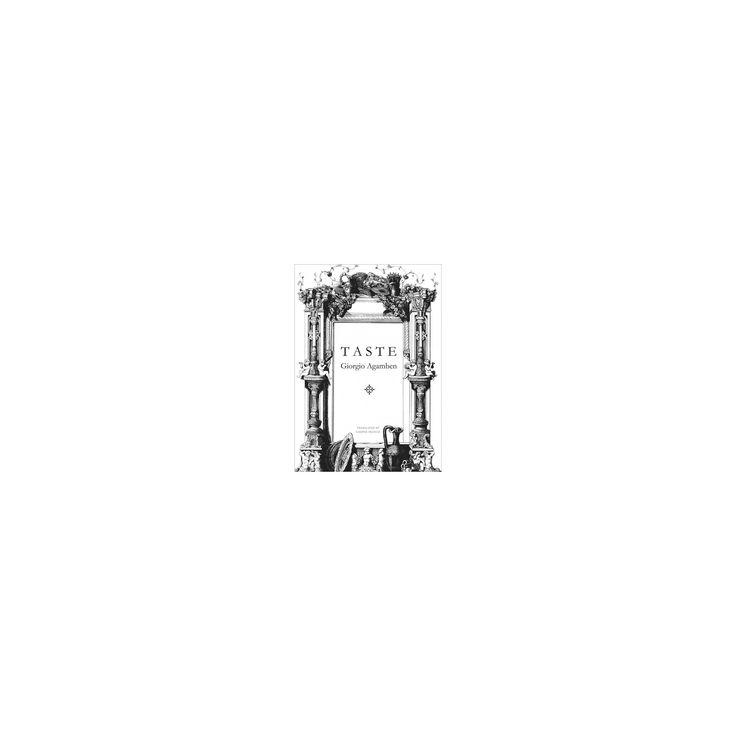 Taste (Hardcover) (Giorgio Agamben)