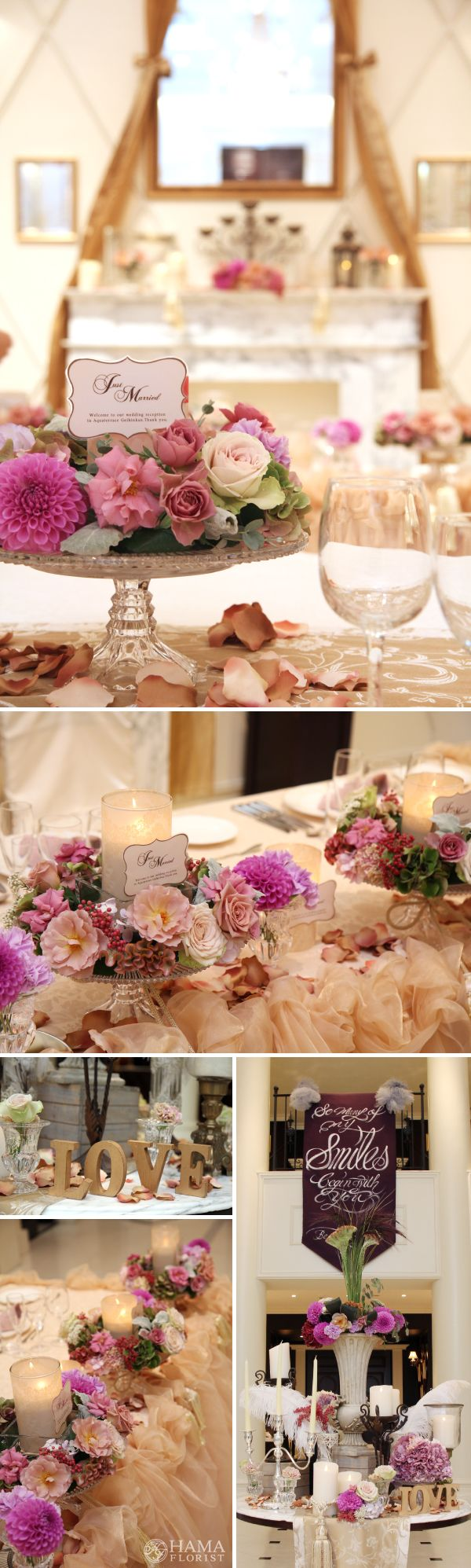 Lovely Antique Wedding