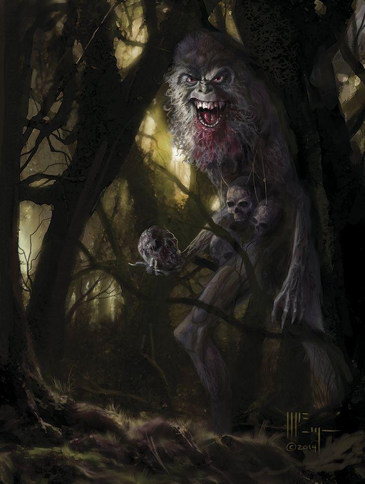 Anschauen Bigfoot Vs. Werewolves in Deutsch mit deutschen ...