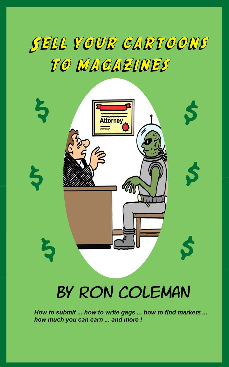 Tips from an experienced #magazine-cartoonist on how to sell your cartoons to magazines. http://stores.colemantoons.com