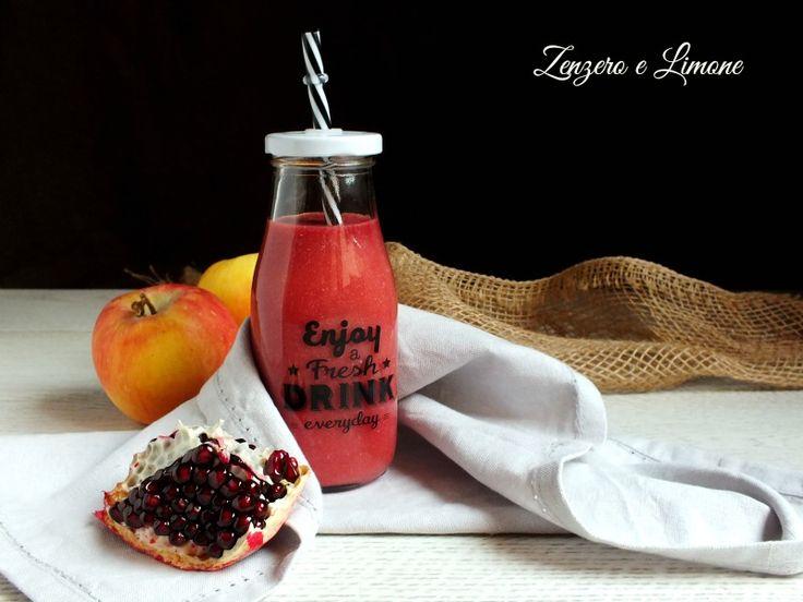 Succo+di+melagrana+e+mela