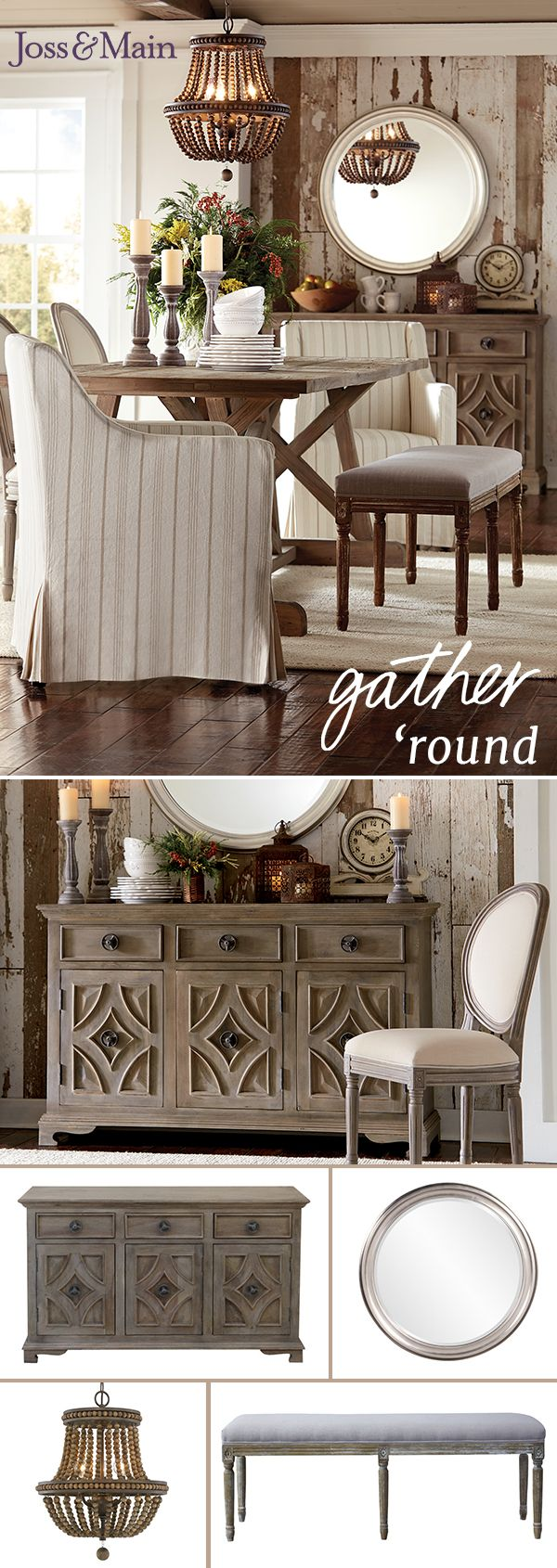 Beautiful Home Decor Beautifully Priced Buffet ServerBar AccessoriesSales TodayDining SetsDining RoomsIn