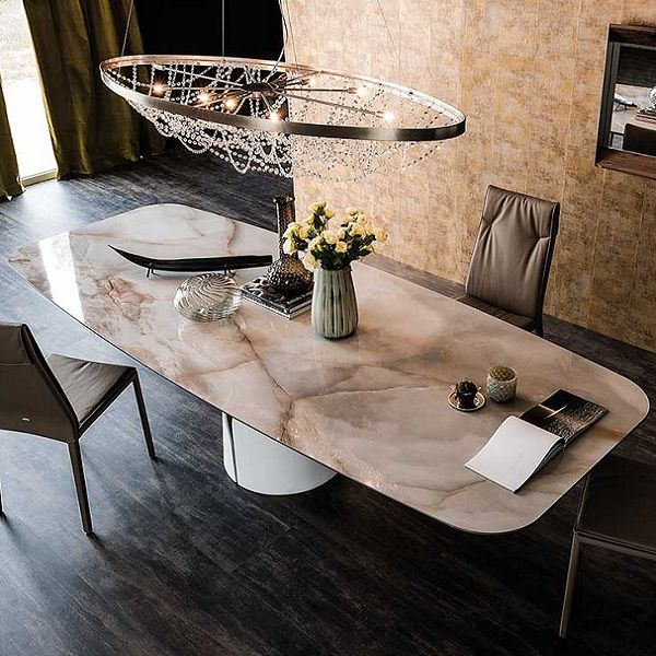 Cattelan Italia Giano Keramik Dining Table By Manzoni Tapinassi
