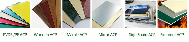 We're one of the world's leading manufacturers of aluminum and metal composite materials. Our light, rigid ACP and Sign Board panels have inspired new aesthetics and enabled new design possibilities over more than forty years of use.