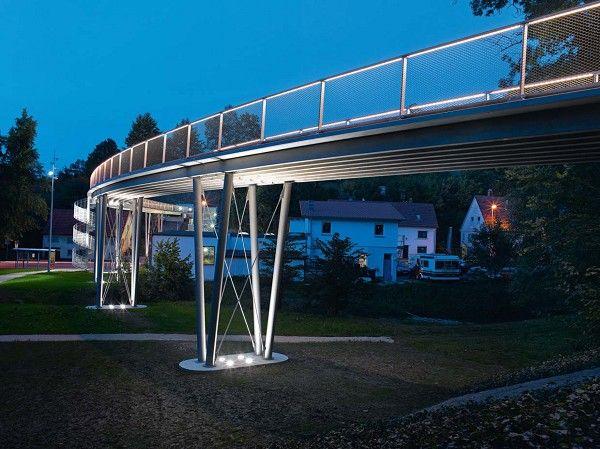 Lautlingen Footbridge