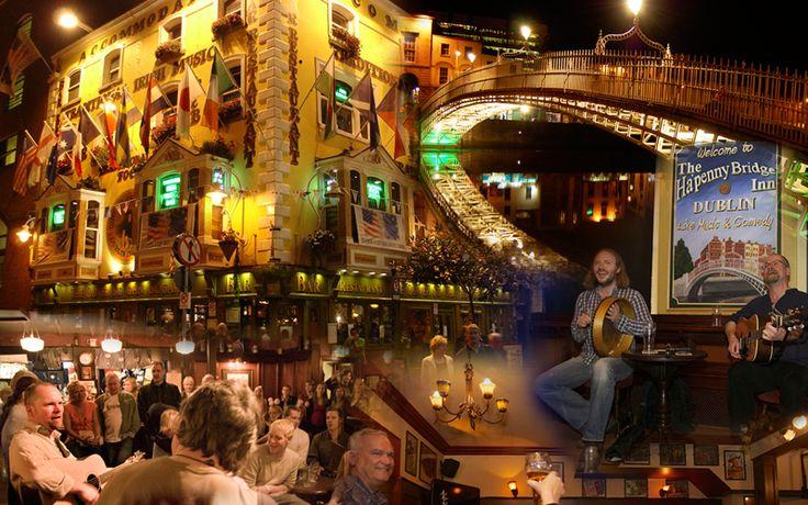 Musical Pub Crawl | Discover Dublin
