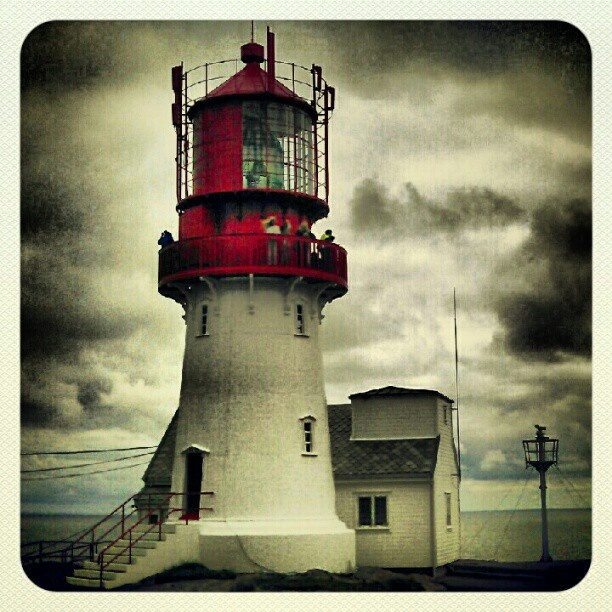 Photo by synnove1978. Lindesnes Norway Lighthouse