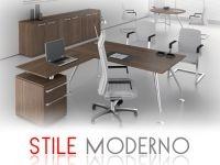 Arredi direzionali moderni - Design Ufficio Srl