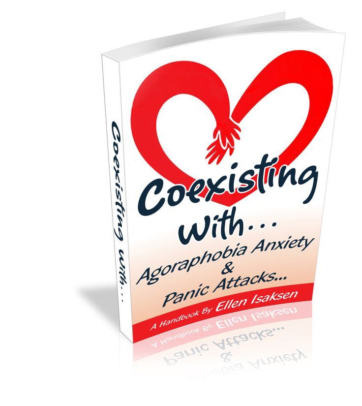 Coexisting With Agoraphobia Anxiety and Panic Attacks: A Handbook by artisticfx on Etsy