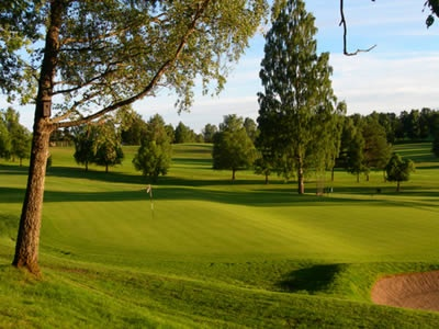 Oslo GK, Bogstad, Norway. Undoubtedly a good course for norwegian standards.