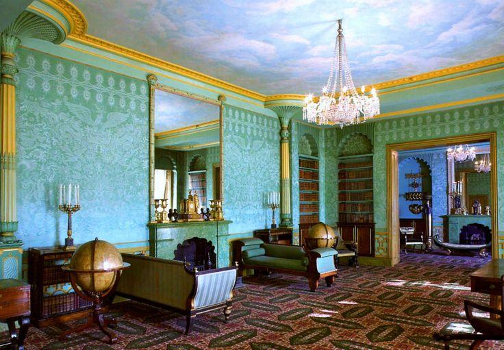 The King's Apartments  at The Royal Pavilion, Brighton