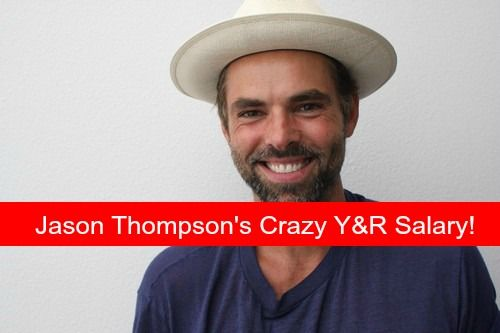 """""""The Young and the Restless"""" (Y&R) spoilers tease there could be big drama behind the scenes awaiting Jason Thompson upon his arrival on set ..."""