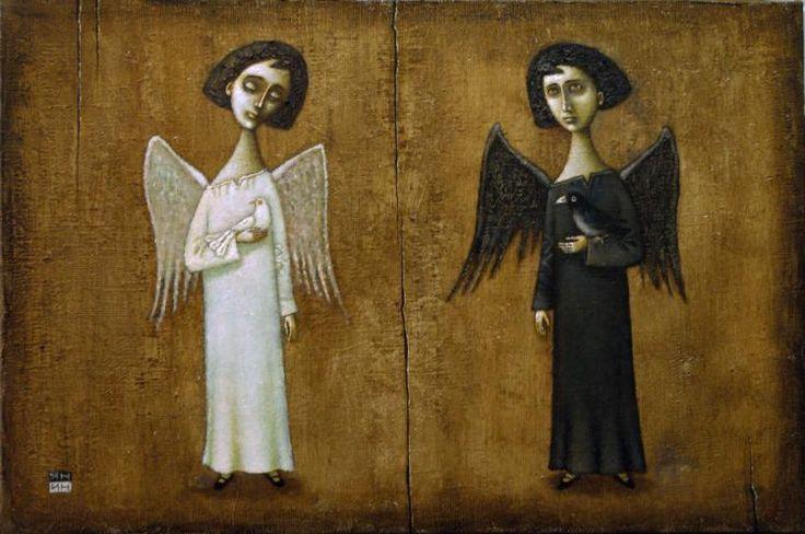 angels  artist - Yanin Alexander