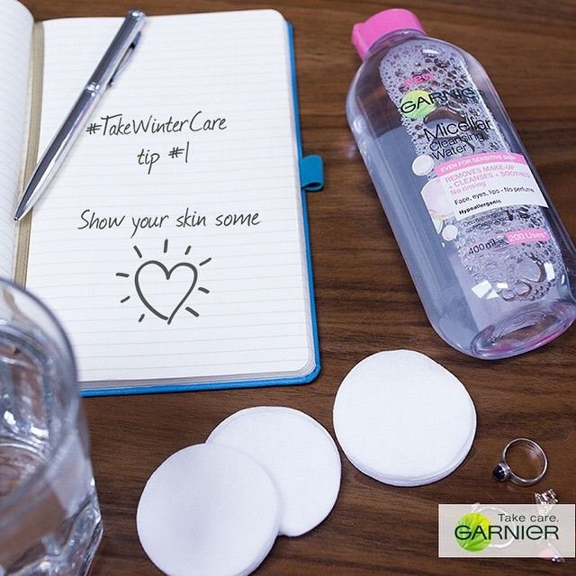 26 best images about Garnier: Micellar Cleansing Water on ...