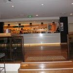 Commercial flooring and steps in Camden by Timber Floors Pty Ltd Ph 02 9756 4242