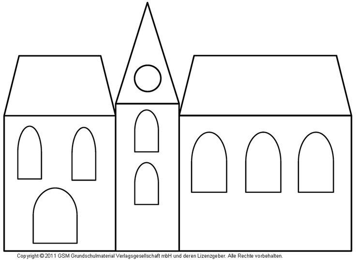 es gibt insgesant 5 verschiedene Fensterbilder mit Häusern, ideall fürs Basteln mit Kindern
