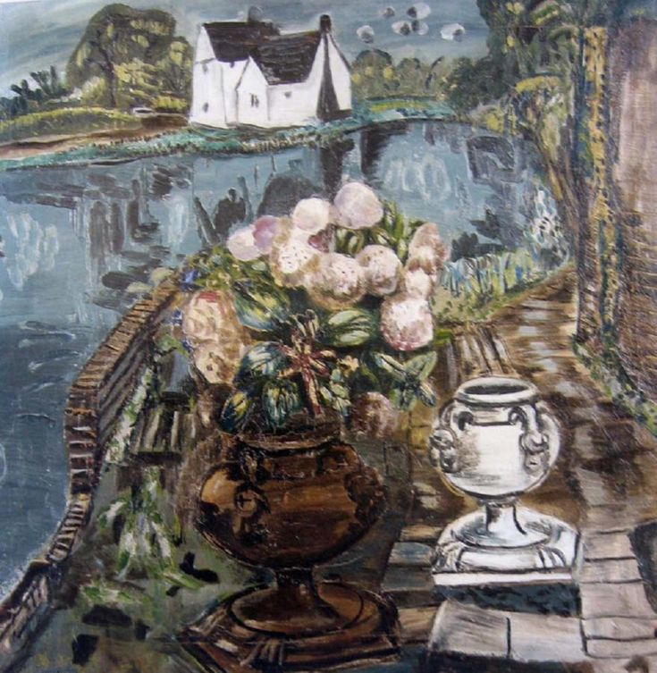 frances hodgkins paintings | Paintings - Frances Mary Hodgkins - Australian Art Auction Records