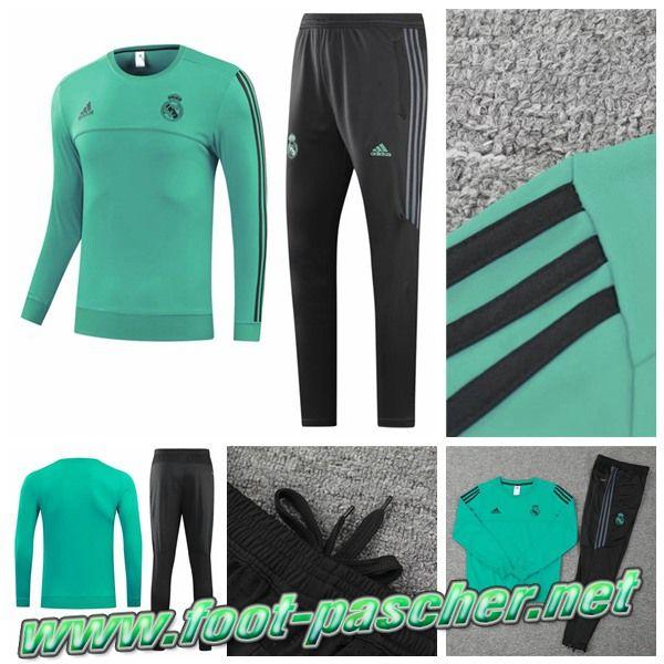 adidas jogging homme vert