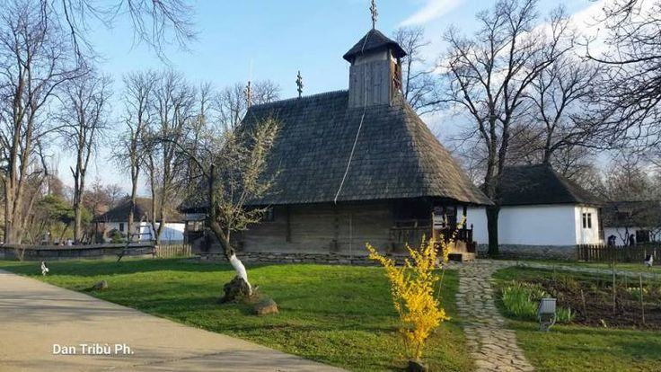 Bucharest Romania Museum of villages