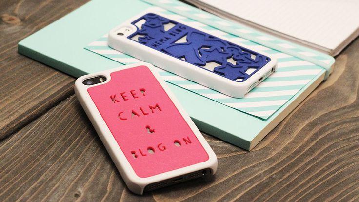 Maak nu je eigen unieke telefoonhoesje, alleen bij HEMA! Je hebt keus uit 12 verschillende ontwerpen.