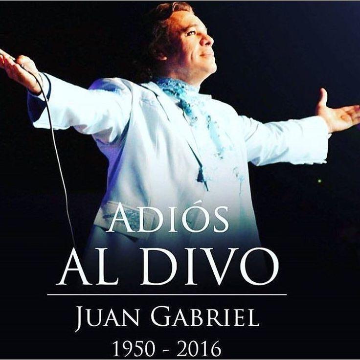 Que en paz descanse Juan Gabriel