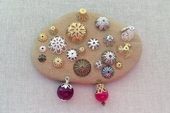 Learn about different types of wire used for jewelry making including dead soft wire, half-hard wire, and full-hard wire as well as different sizes.