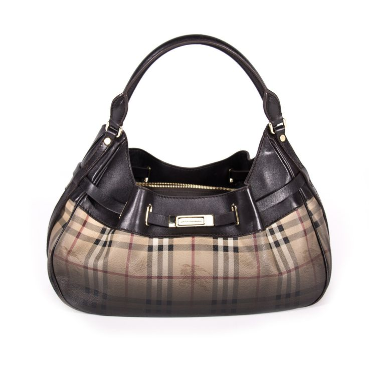 Burberry Limited Edition Haymarket Hobo
