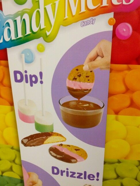 how to use candy melts for dipping
