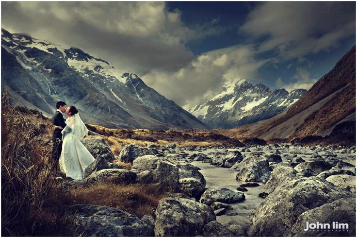 """Accolade of Excellence"" award in #WPPI Jan 2012 #Prewedding #photoshoot #newzealand #travel"