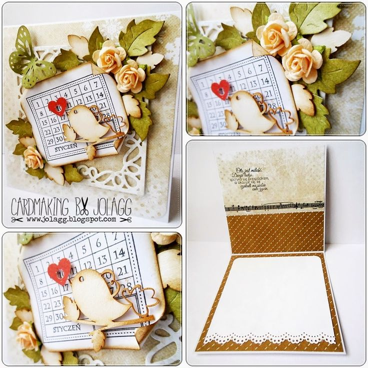 Cardmaking by jolagg