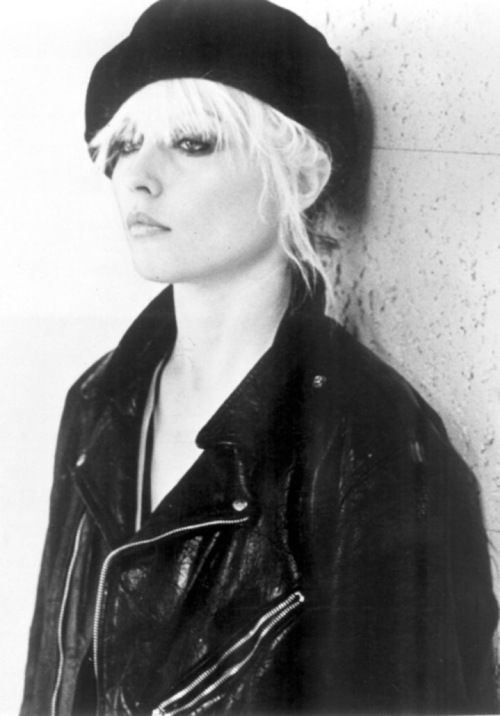 Debbie Harry - I have never looked this great in my beret... And oh lord I have tried.