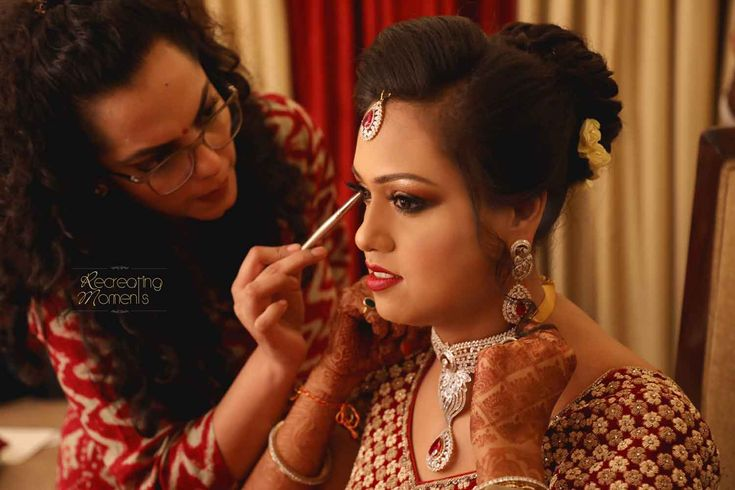 """Bridal Make-up should bring out the best features, and make them look the most beautiful version of themselves"""