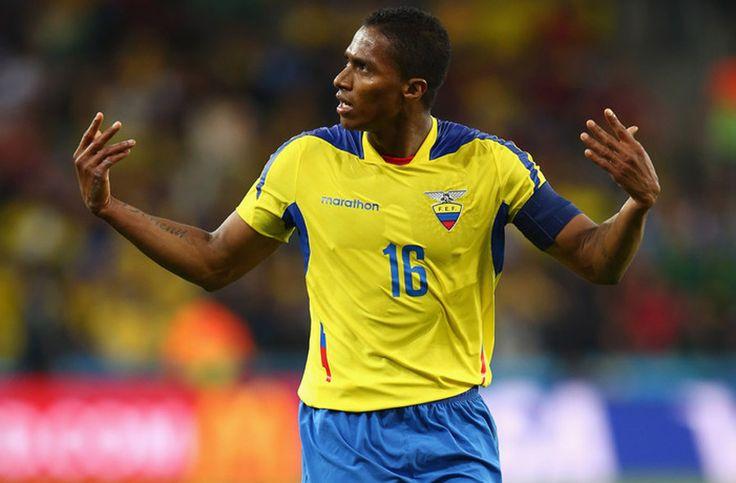 Ecuador - Antonio Valencia www.bettingrunner.com