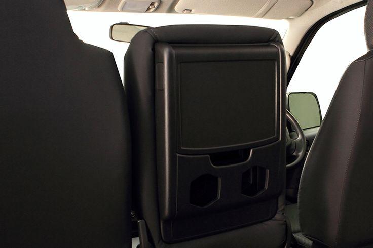 Toyota Hiace HI ACE Commuter Interior 5